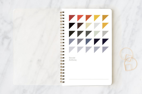 Space Flags Notebooks