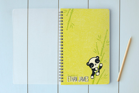 Wild One Notebooks