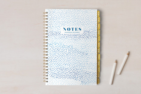 Ombre Dashes Notebooks