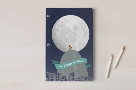 I See the Moon Notebooks