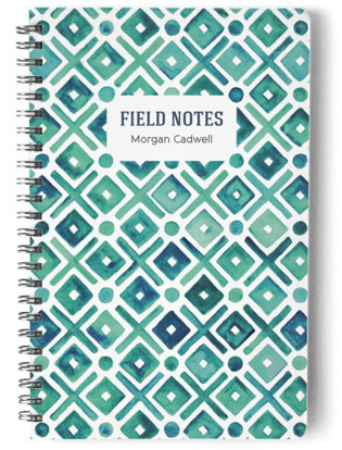 Readership Day Planner, Notebook, or Address Book