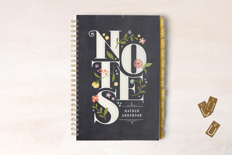 Trellis Notes Notebooks