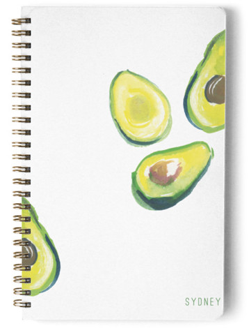 Holy Guacamole Day Planner, Notebook, Or Address Book