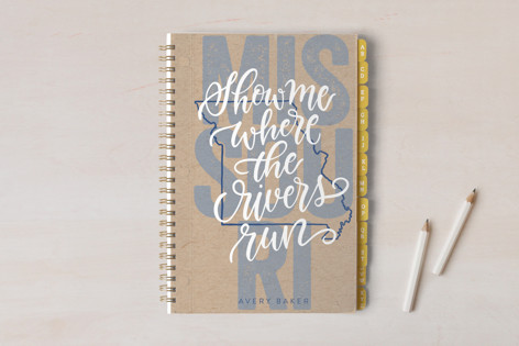 Missouri Living Notebooks