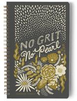 No Grit, No Pearl