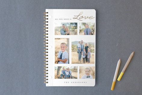 Scripted Love Notebooks