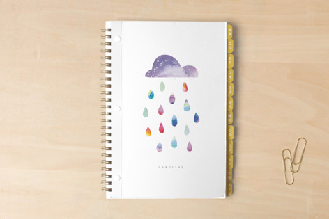 Rainbow Cloud Notebooks