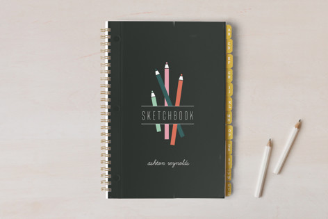 Pencil Shavings Notebooks
