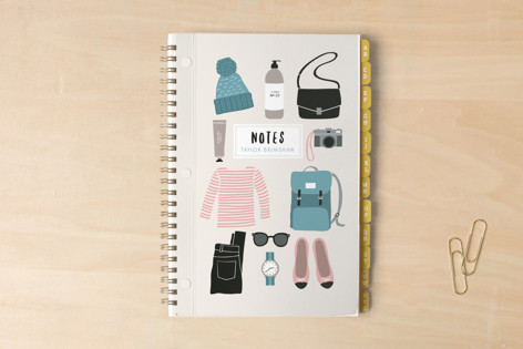 Fashionista Notebooks