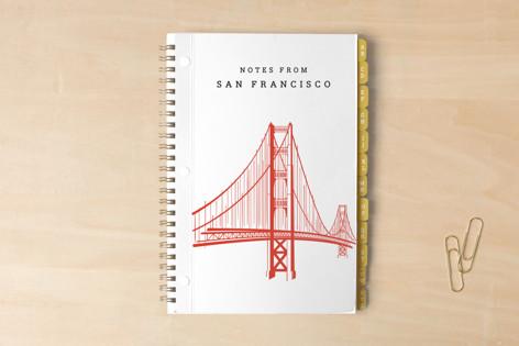 Golden Gate Bridge Notebooks
