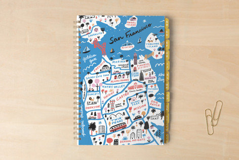 I Love San Francisco Notebooks