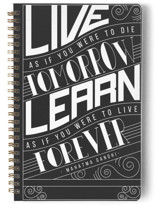 How To Live And Learn