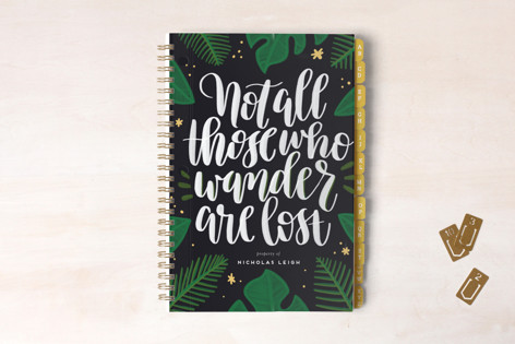 Wander Notebooks