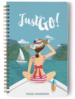The Great Escape Day Planner, Notebook, or Address Book