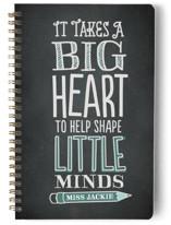 Teacher's Big Heart