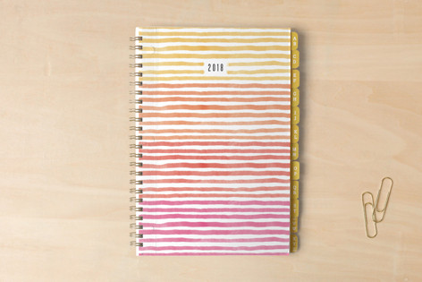 Sun Stripes Notebooks