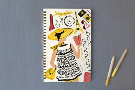 Travelling The World Notebooks
