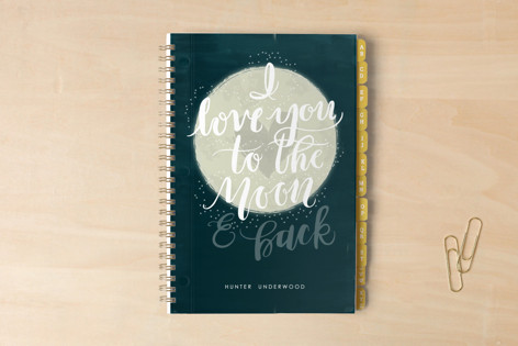 To the Moon Notebooks