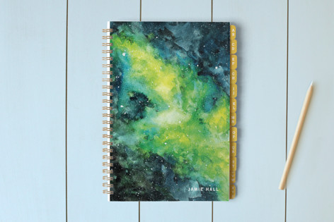Amongst The Stars Notebooks