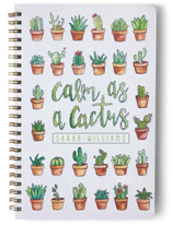 Calm as a Cactus by Sharon Steel