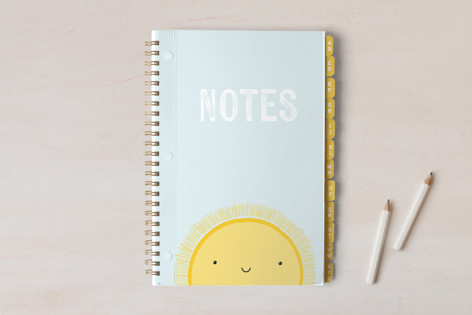 Sunshine Notebooks
