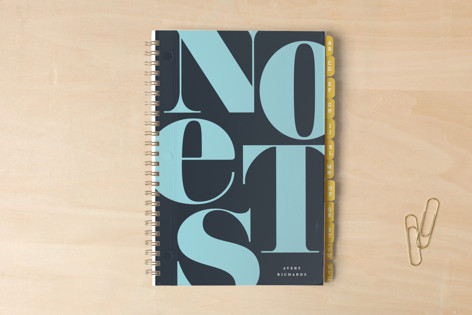 Boldly Stated Notebooks