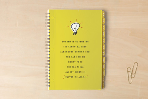 Great Minds Notebooks