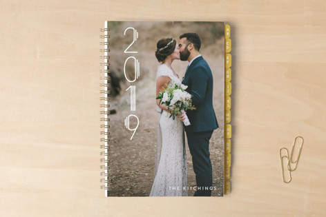 Yearly Photo Feature Notebooks