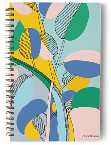 Plant Paradise #2 Day Planner, Notebook, Or Address Book