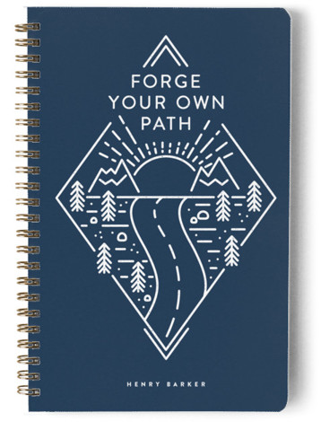 Forge Day Planner, Notebook, Or Address Book