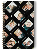 This is a black journal by Ana de Sousa called Beautiful Memories with standard printing on premium cover stock in notebook.