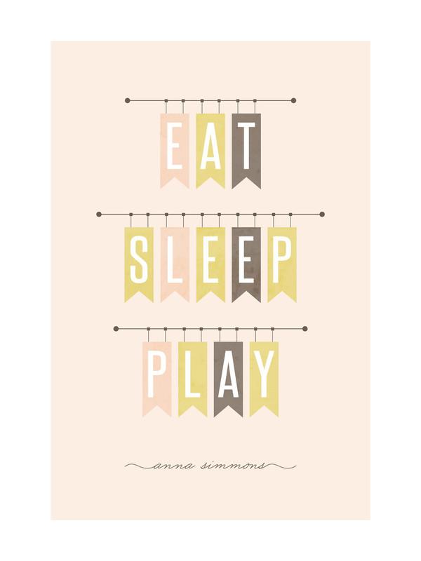 Eat Sleep Play | Stacey Meacham