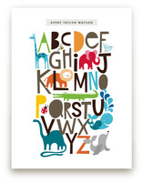 Animals Alphabet