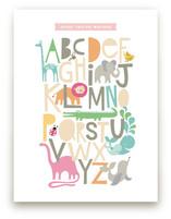 Animals Alphabet