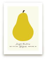 Heirloom Pear by Alexandra Stafford