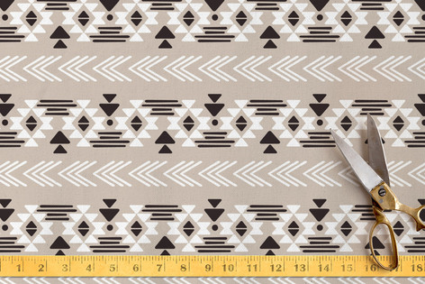 Southwestern Neutral Fabric