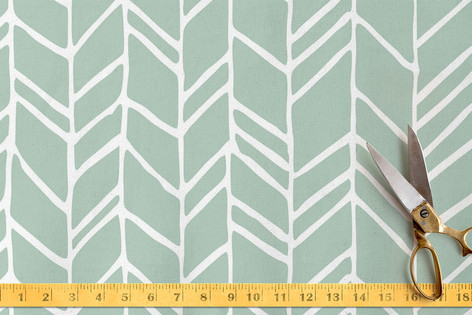 Reinvented Chevron Fabric
