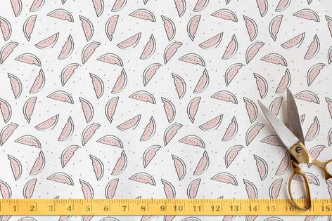 Watermelon Bash Fabric