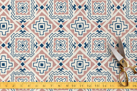 Southwestern Tile. Fabric