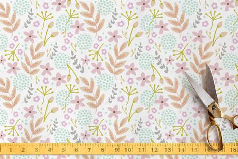 Springtime Fabric