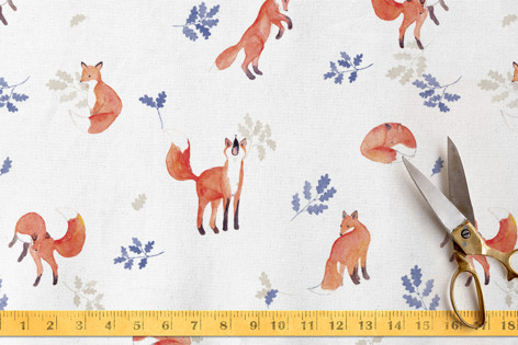 Little Redheads Fabric