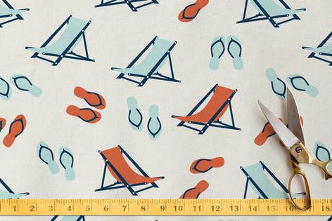 Summer Break Fabric