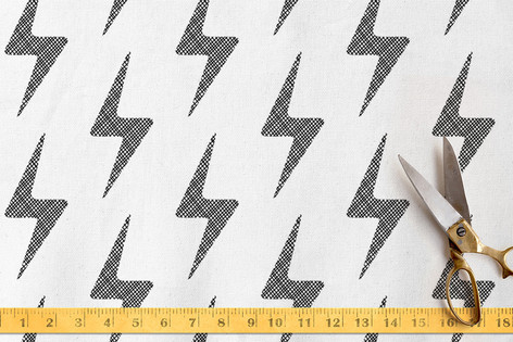 Bolted Crosshatch Fabric