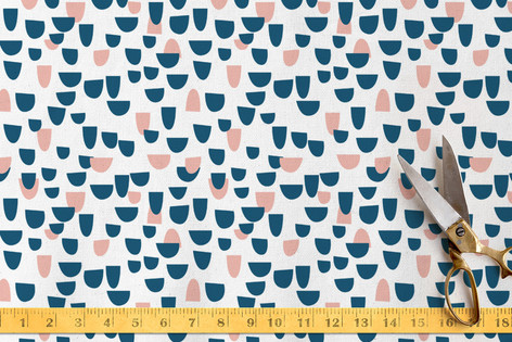 Over The Hills Fabric
