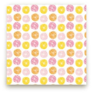 Summery Citrus Fabric