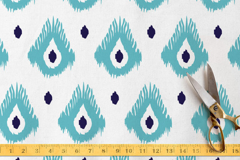 Tales from India Fabric