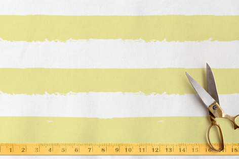 Chunky Stripes Fabric