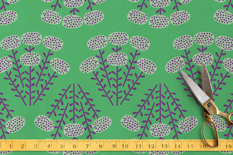 Bright Blooms Fabric