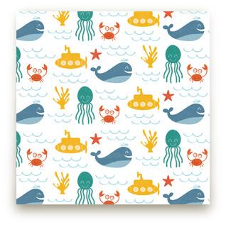 Under the Sea Fabric