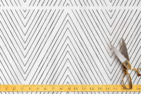Uneasy Stripes Fabric